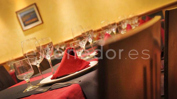 Restaurante sabinus en barcelona paseo de gracia - Restaurante en paseo de gracia ...