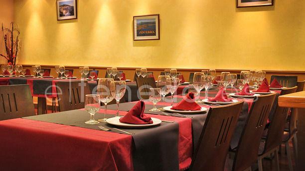 Restaurante sabinus en barcelona paseo de gracia - Restaurantes en paseo de gracia barcelona ...