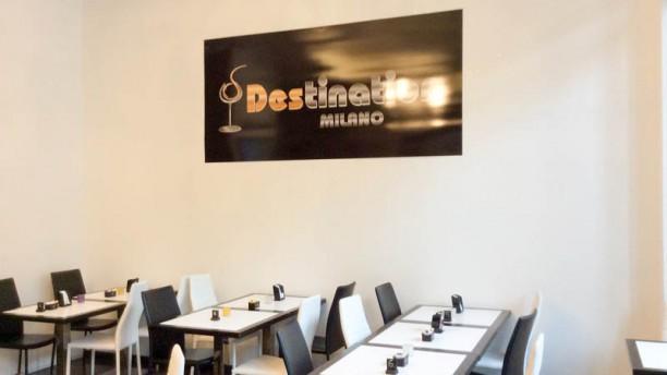 Destination Milano Vista sala