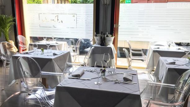 Pain Perdu loft restaurant Sala del ristorante