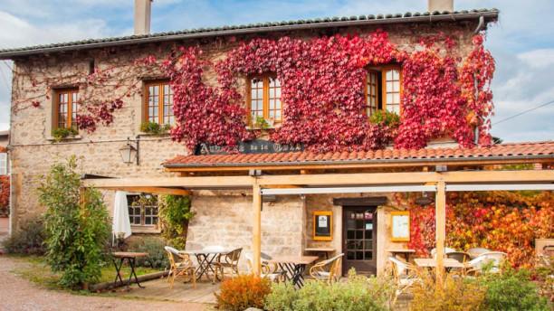 Auberge De La Côte Façade