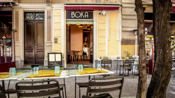 Boka Kitchen & Drinks Lab Terrazza