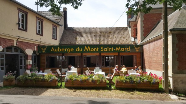 Auberge du Mont Saint Mard Restaurant