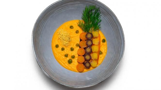 Sugerencia del chef - The little Kitchen, Barcelona