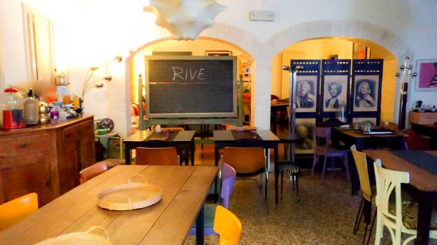 Rive Jazz Club Veduta dell interno