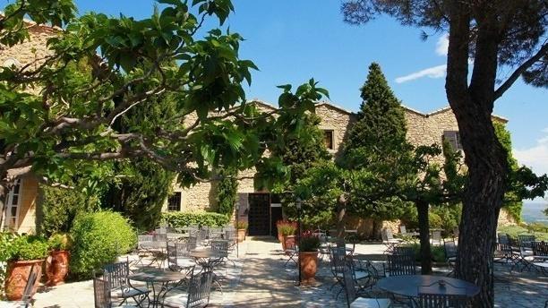 Abbaye de sainte croix in salon de provence restaurant for Abbaye de st croix salon