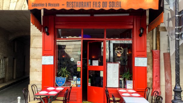 Restaurant Colombien Paris Republique