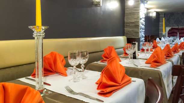 Kalinka cuisine russe et ukrainienne restaurant 17 rue for Cuisine ukrainienne