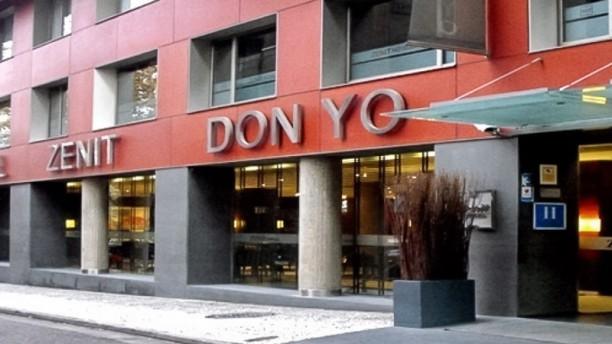 El Centenario - Hotel Zenit Don Yo Entrada