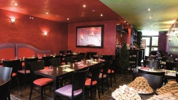 Kaokab Salle du restaurant