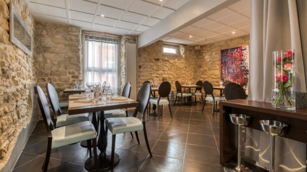 Wauthier by Cagna Salle du restaurant