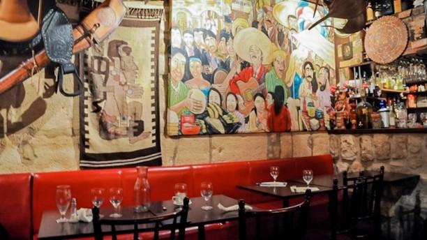 Azteca Vue salle