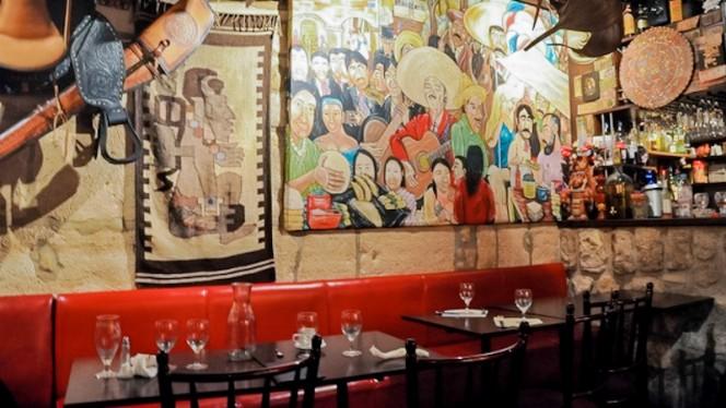 Vue salle - Azteca, Paris