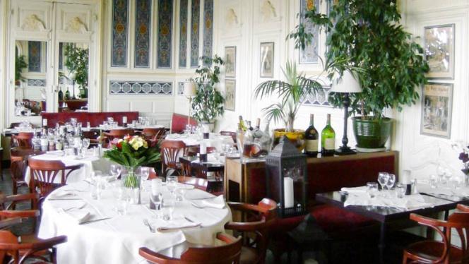 Vue salle - La Belle Epoque, Bordeaux