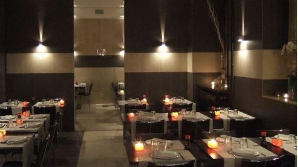 SOY sushi asian restaurant sala interna