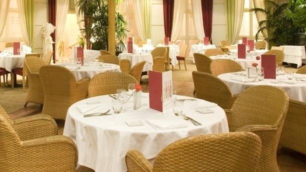 L'Ambassador - Hôtel Mercure Antigone Vue de la salle