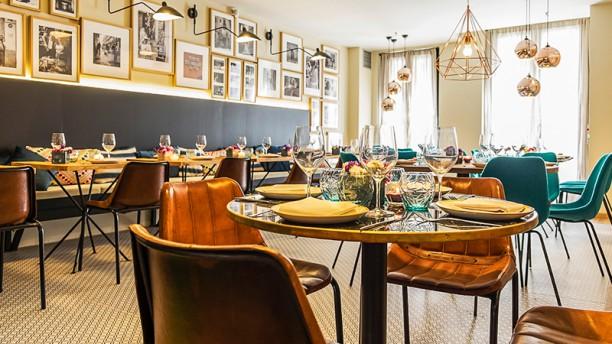 Moix Wine & Gastrobar Vista sala