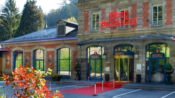 Restaurant le wagon casino partouche de plombi res les for Bains les bains restaurant