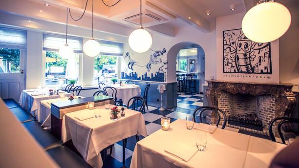 Jaimie van Heije Restaurant