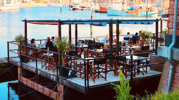 Restaurant Fortezza Terras