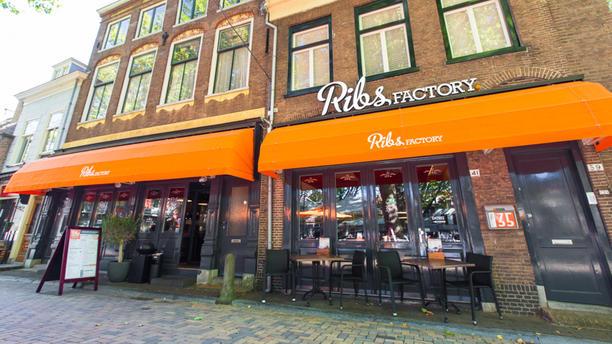 Ribsfactory Delft Het restaurant
