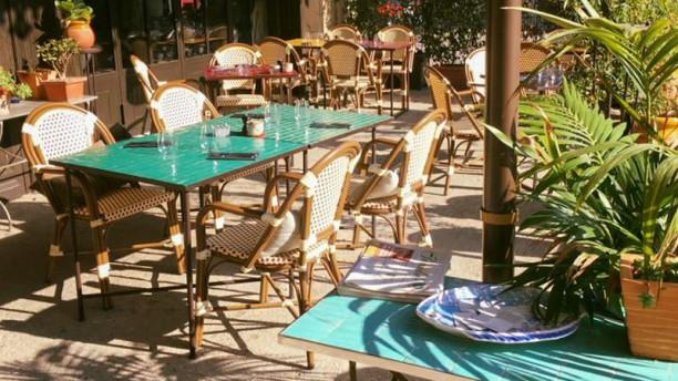 Le Café du Soleil Terrasse
