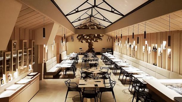Hangout Cafe Sala del ristorante