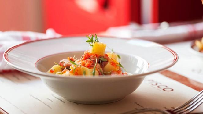 Salada polvo - Tapisco, Lisboa
