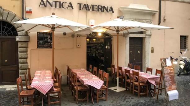 Antica Taverna In Rome Restaurant Reviews Menu And Prices