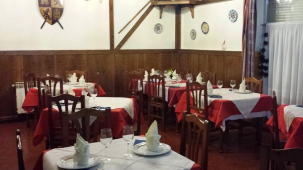 Cafeteria Conde Garay Vista sala