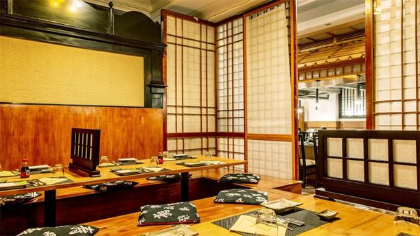 Kyo restaurant Sala