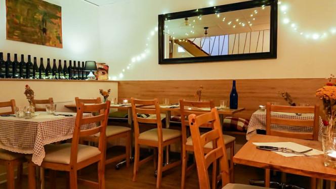 Chez Gusto Al Dente - Restaurant - Paris
