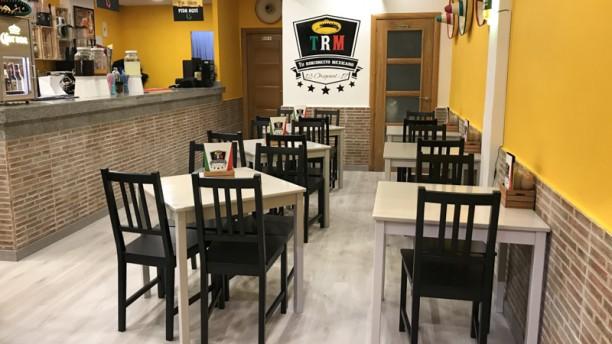 Tu Rinconcito Mexicano Sala