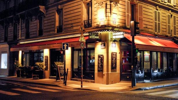 Café Le Doucet Vue exterieure