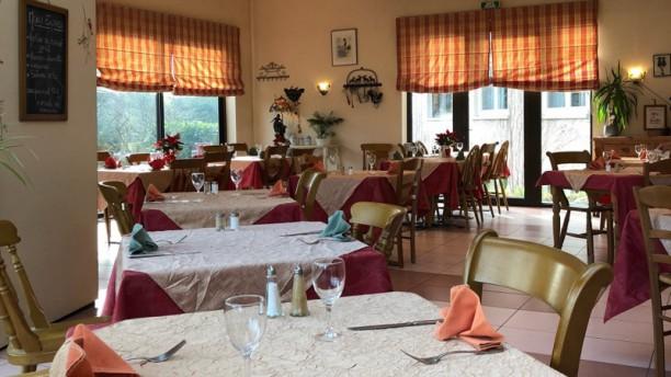 S'Hechtestuebele Salle du restaurant