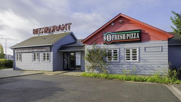 So Fresh Pizza Entrée