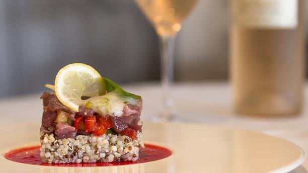 Najeti Brasserie - Le Club House Plat