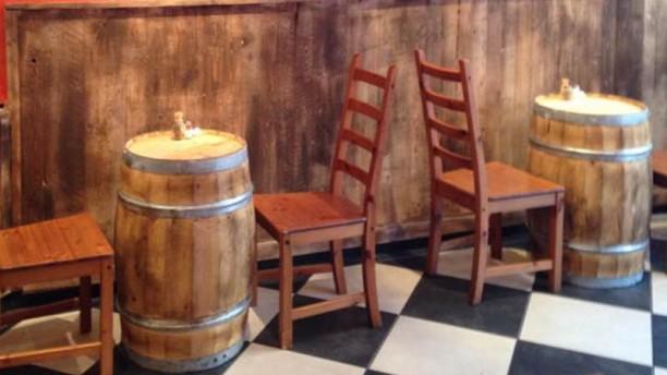 El Rincon Español Dining room