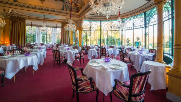 Restaurant la grande cascade fr d ric robert paris 75016 bois de boulogne menu avis - Restaurant la grille paris 10 ...