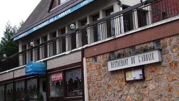 Restaurant L'Abbaye Devanture