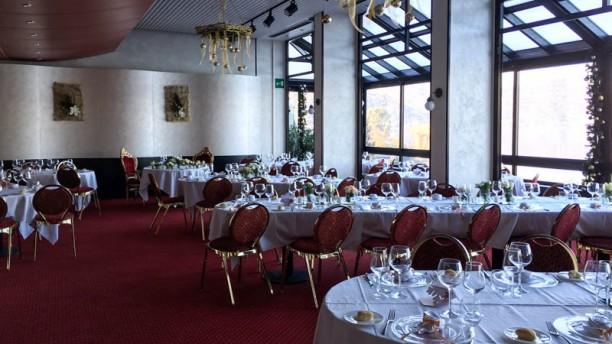 Ristorante La Gioconda - presso hotel Concorde Vista sala