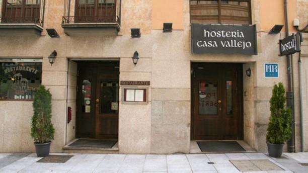 Hostería Casa Vallejo Fachada