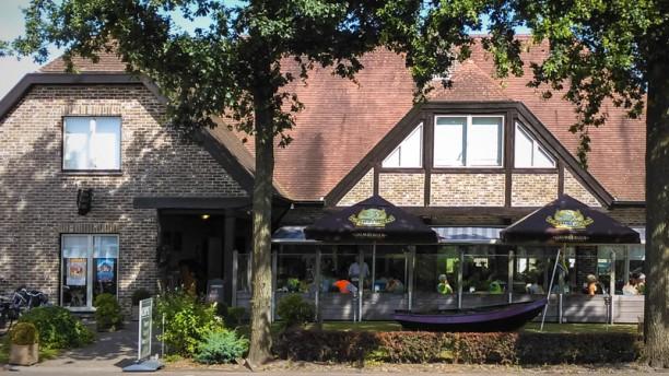 Restaurant Tearoom De Grens Ingang