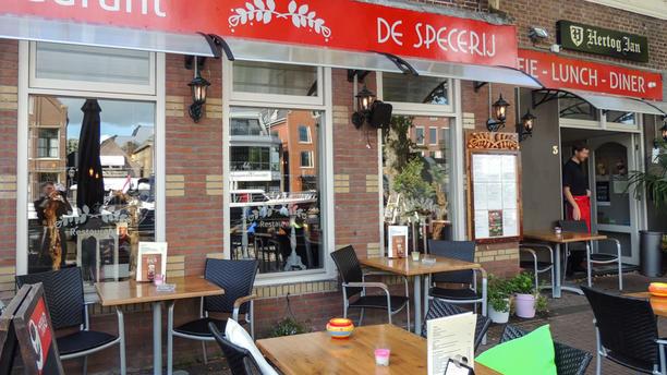 De Specerij Voorkant restaurant