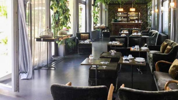 Borgo Nuovo Restaurant Vista sala