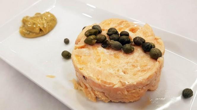 Sugerencia del chef - Monibéric, Madrid