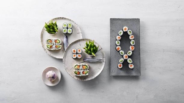 Letz Sushi Store Kongensgade Kockens förslag