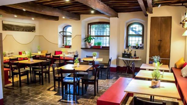Osteria del Museo Wine & coffee Veduta dell interno