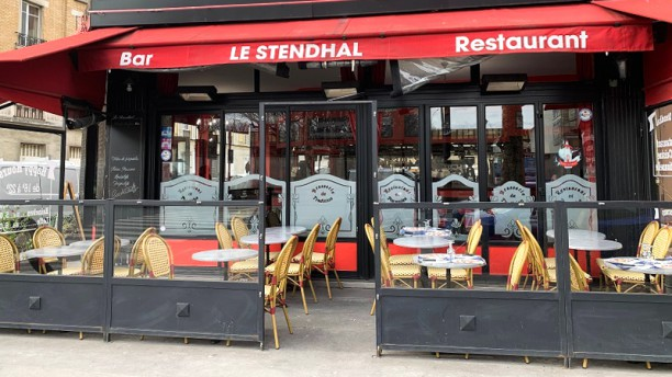 Le Stendhal Terrasse