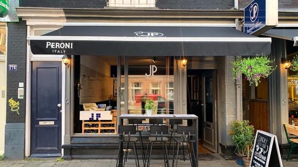 Jp Oyster Bar In Amsterdam Restaurant Reviews Menu And